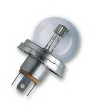 Лампа накаливания R2(Bilux) 12В 100/80Вт OSRAM 64204SB - изображение