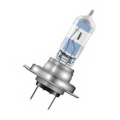 Лампа накаливания H7 12В 55Вт +110% OSRAM OSRAM NIGHT BREAKER UNLIMITED 64210NBU-02B - изображение 1