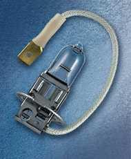 Лампа накаливания H3 12В 55Вт OSRAM 64151 - изображение