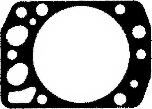 Прокладка головки цилиндра PAYEN BG850 - изображение
