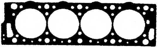 Прокладка головки цилиндра PAYEN BS820 - изображение