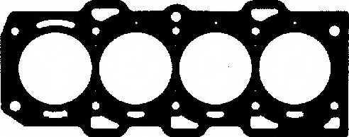 Прокладка головки цилиндра PAYEN BW710 - изображение