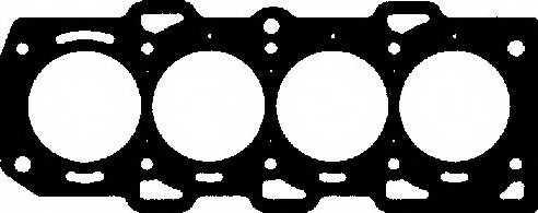 Прокладка головки цилиндра PAYEN BW720 - изображение