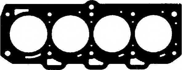 Прокладка головки цилиндра PAYEN BX040 - изображение