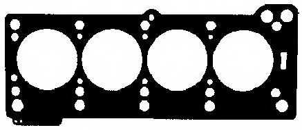 Прокладка головки цилиндра PAYEN BX720 - изображение