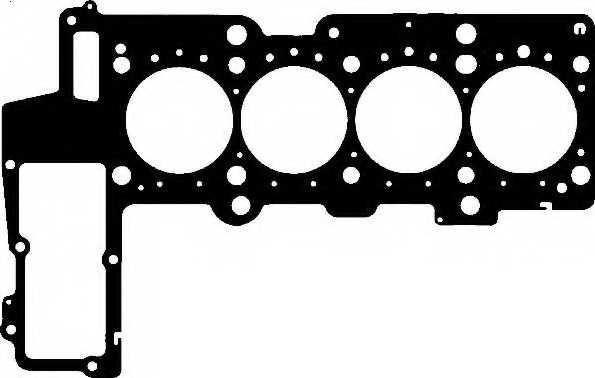 Прокладка головки цилиндра PAYEN BZ510 - изображение