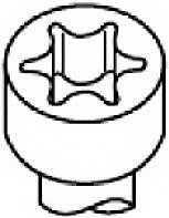 Комплект болтов головки цилидра PAYEN HBS038 - изображение