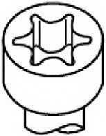 Комплект болтов головки цилидра PAYEN HBS054 - изображение
