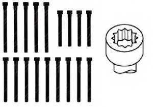 Комплект болтов головки цилидра PAYEN HBS058 - изображение 1