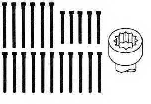 Комплект болтов головки цилидра PAYEN HBS059 - изображение 1