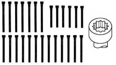 Комплект болтов головки цилидра PAYEN HBS060 - изображение 1