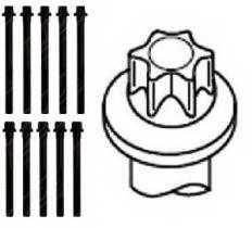 Комплект болтов головки цилидра PAYEN HBS102 - изображение 1