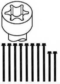 Комплект болтов головки цилидра PAYEN HBS243 - изображение 1