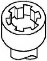 Комплект болтов головки цилидра PAYEN HBS371 - изображение