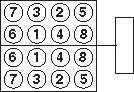 Комплект болтов головки цилидра PAYEN HBS423 - изображение 1