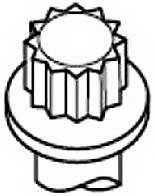 Комплект болтов головки цилидра PAYEN HBS490 - изображение