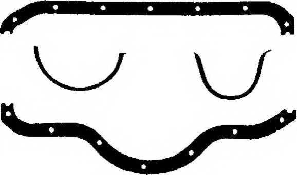 Комплект прокладок, масляный поддон PAYEN HC354 - изображение