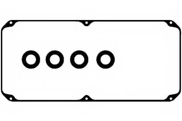 Комплект прокладок крышки головки цилиндра PAYEN HM5239 - изображение