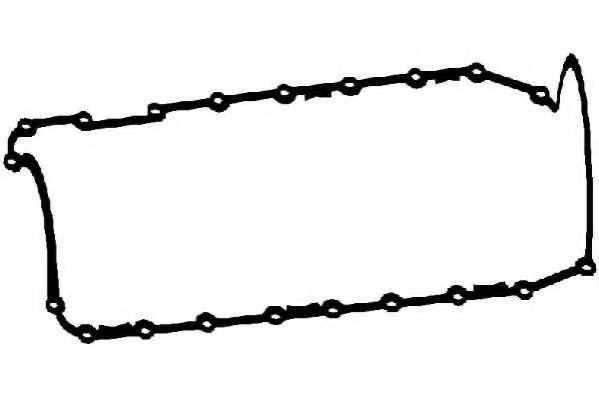 Прокладка, масляный поддон PAYEN JH5108 - изображение