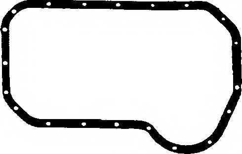 Прокладка, масляный поддон PAYEN JJ140 - изображение