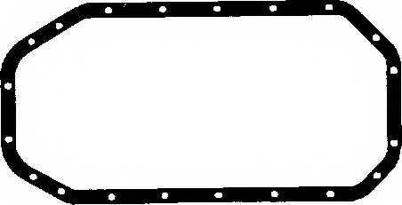 Прокладка, масляный поддон PAYEN JJ183 - изображение