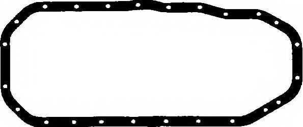 Прокладка, масляный поддон PAYEN JJ184 - изображение