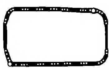 Прокладка, масляный поддон PAYEN JJ417 - изображение
