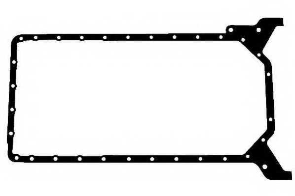 Прокладка, масляный поддон PAYEN JJ488 - изображение
