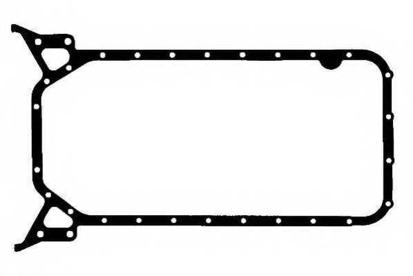 Прокладка, масляный поддон PAYEN JJ499 - изображение
