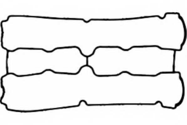 Прокладка крышки головки цилиндра PAYEN JM5059 - изображение