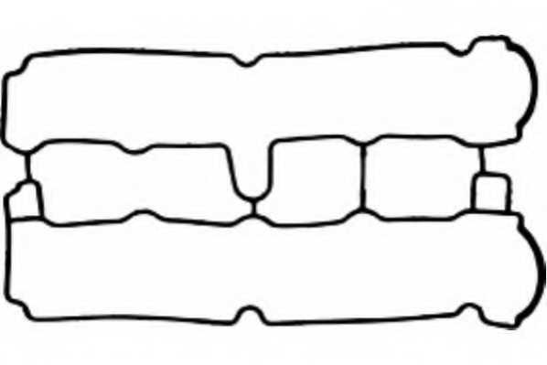 Прокладка крышки головки цилиндра PAYEN JM5092 - изображение