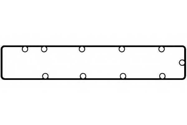 Прокладка крышки головки цилиндра PAYEN JM5139 - изображение