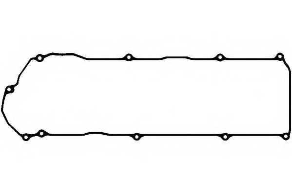 Прокладка крышки головки цилиндра PAYEN JM5245 - изображение
