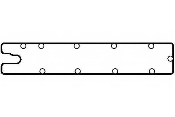 Прокладка крышки головки цилиндра PAYEN JM5283 - изображение