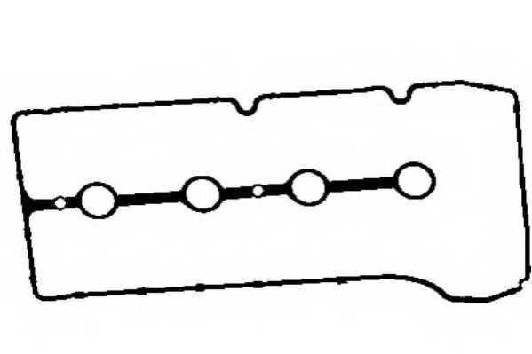 Прокладка крышки головки цилиндра PAYEN JM5311 - изображение