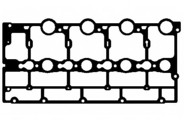 Прокладка крышки головки цилиндра PAYEN JM7049 - изображение