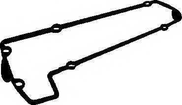 Прокладка крышки головки цилиндра PAYEN JN572 - изображение