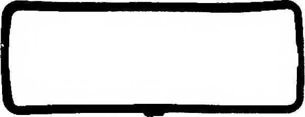 Прокладка крышки головки цилиндра PAYEN JN658 - изображение