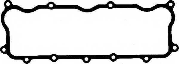 Прокладка крышки головки цилиндра PAYEN JN745 - изображение