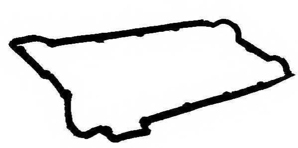Прокладка крышки головки цилиндра PAYEN JN817 - изображение
