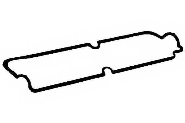 Прокладка крышки головки цилиндра PAYEN JN886 - изображение