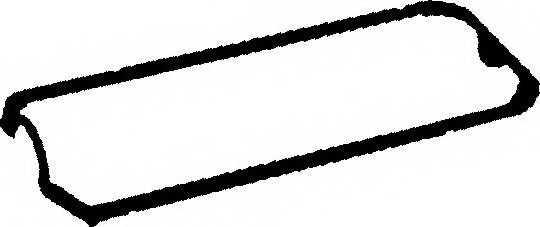 Прокладка крышки головки цилиндра PAYEN JN914 - изображение