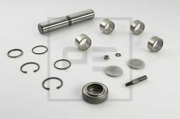 Ремкомплект шкворня поворотного кулака PE Automotive 011.427-15A - изображение