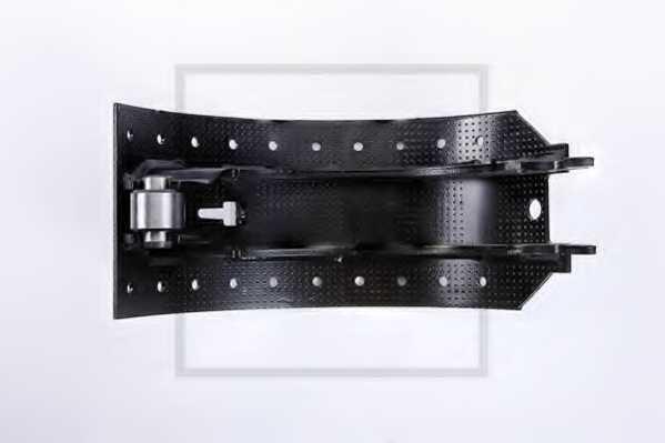 Тормозные колодки PE Automotive 046.172-00A - изображение