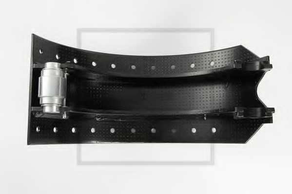Тормозные колодки PE Automotive 046.217-00A - изображение