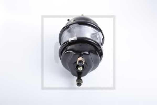 Тормозной цилиндр с пружинным энергоаккумулятором PE Automotive 046.446-00A - изображение