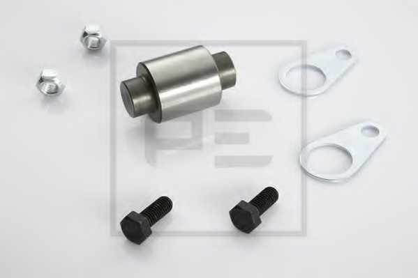 ремонтный комплект, ролик тормозных колодок PE Automotive 066.068-00A - изображение
