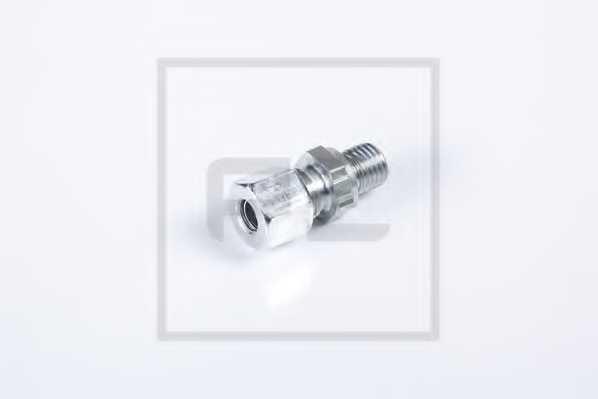 Соединительные элементы, трубопровод сжатого воздуха PE Automotive 076.012-10A - изображение
