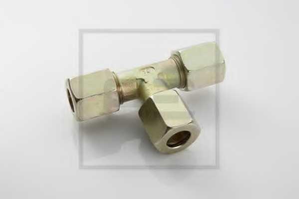 Соединительные элементы, трубопровод сжатого воздуха PE Automotive 076.091-00A - изображение