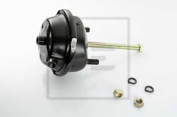 Тормозная пневматическая камера PE Automotive 076.402-00A - изображение